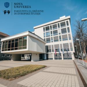 Fakulteta za državne in evropske študije se vrača v Maribor!