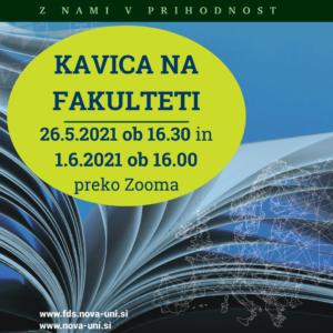 Kavica na fakulteti v Mariboru